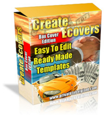Product picture Creat eCover (with private label rights)