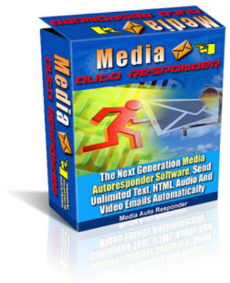 Product picture Media Autosponder (with private label rights)